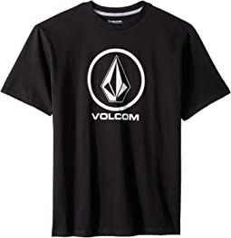 Volcom Kids - Crisp Stone Short Sleeve Tee (Big Kids)
