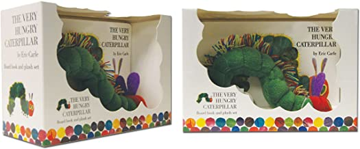 BOXED-VERY HUNGRY CATERPILLAR (Book&Toy)