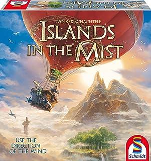 Schmidt Islands in the Mist Board Game