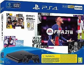 comprar comparacion PlayStation 4 - Ps4 500Gb + Fifa 21