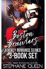 Boston Brawlers Hockey Romance 3-Book Set Kindle Edition