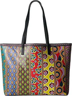 Missy Printed Large Perfect Tote