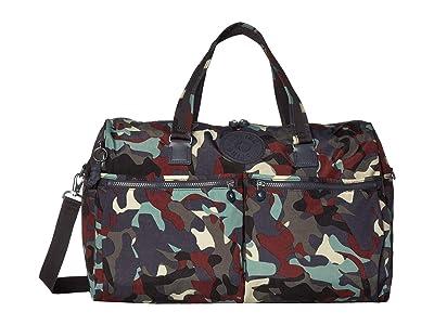Kipling Itska Duffel Bag (Camo) Handbags