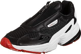 Adidas x Fiorucci Falcon Zip W Black White Red