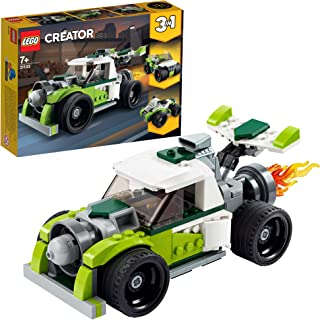LEGO Creator 3in1 Rocket Truck 31103 Building Kit, Cool...