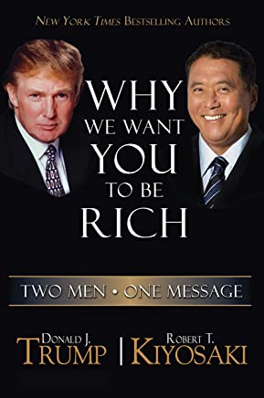 Why We Want You To Be Rich: Two Men   One Message