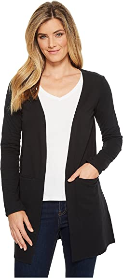 NAU Long Sleeve Slublime Cardigan
