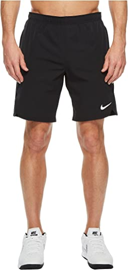 "Court Flex Ace 9"" Tennis Short"