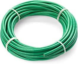 4 AWG Stranded THHN Green Wire - 50 Feet - 600 Volt 90C