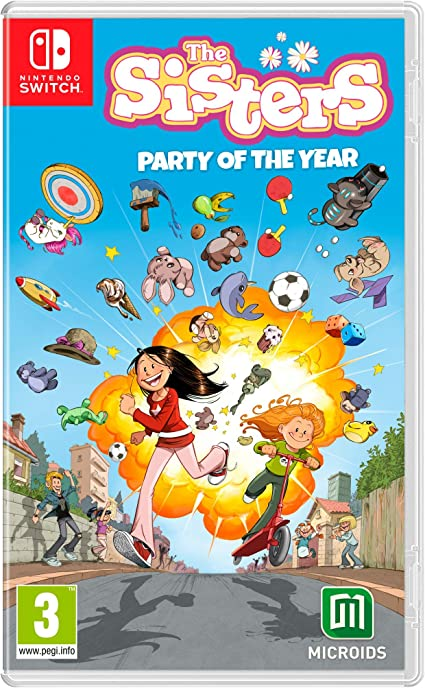 The Sisters. Party of the Year - Nintendo Switch