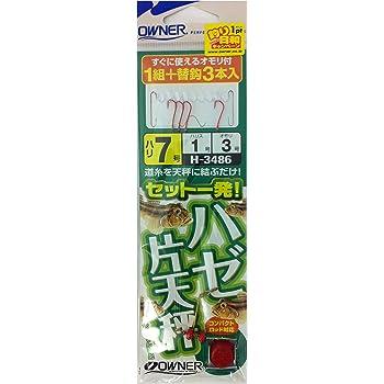 OWNER(オーナー) ハゼ片天秤1組 7