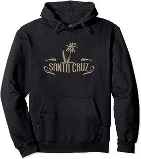 Santa Cruz City Beach Pullover Hoodie