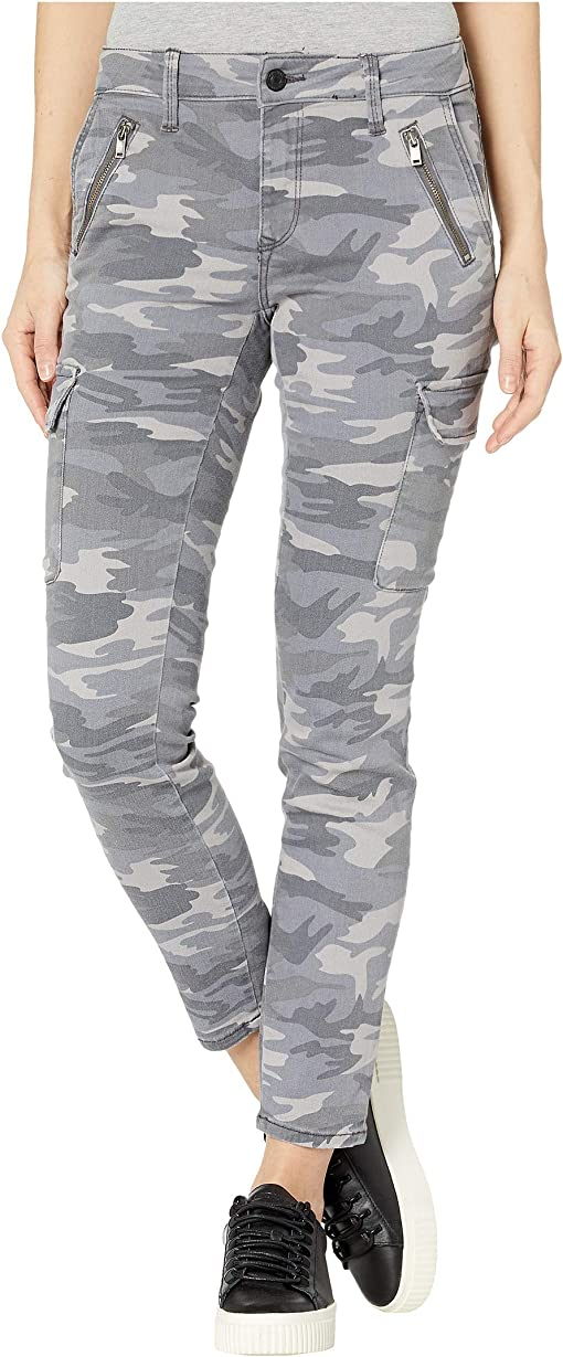 Grey Camo Stretch