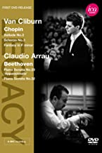 Van Cliburn, Claudio Arrau: Chopin, Beethoven