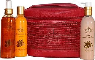 Bayt Al Saboun Al Loubnani Suntan Tanning Set