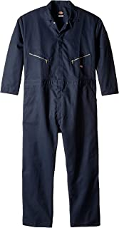 Men's Deluxe Long Sleeve Blended Coverall Big and Tall