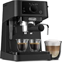 DeLonghi EC235 Coffee Maker, 1100 Watts - Black