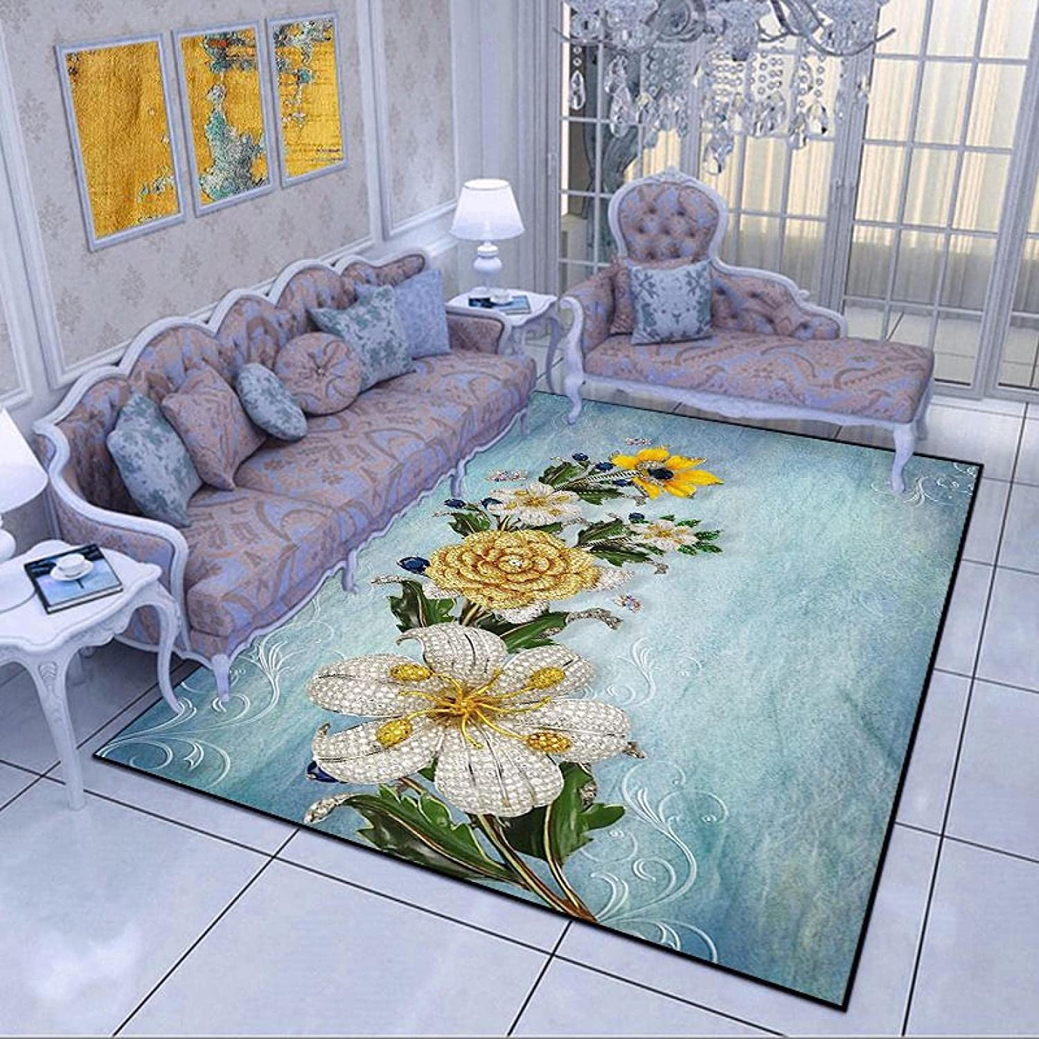 Outlet sale feature Area Carpets Modern Multi-Size Soft Complete Free Shipping Shagg with Carpet Floor