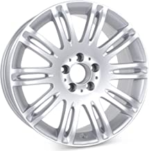 Partsynergy Replacement For 18 Rim Fits 2003-2006 Mercedes-Benz E500 Silver 18x8.5 Aluminum Wheel