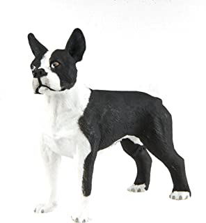 Safari Ltd. Best in Show Dogs - Boston Terrier - Realistic Hand Painted Toy Figurine