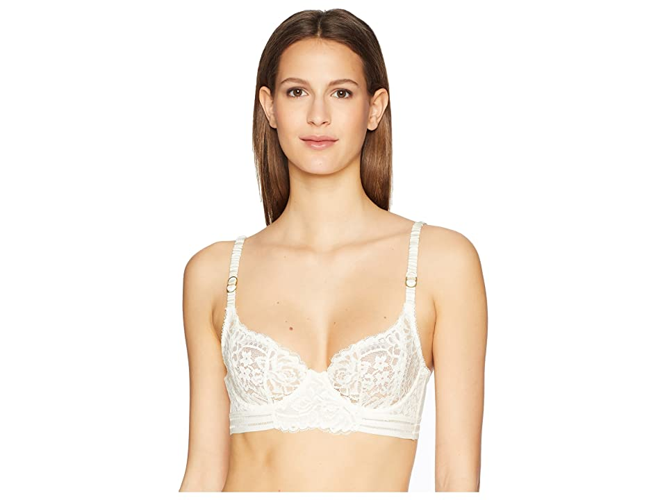 Stella McCartney Isabel Floating Underwire Bra (Angora) Women