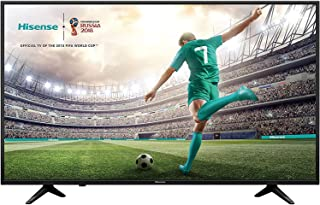 Hisense 55 Inch TV 4K UHD Smart TV, With Dolby Vision HDR, DTS Virtual X, YouTube, Netflix, Freeview Play & Alexa Built-i...