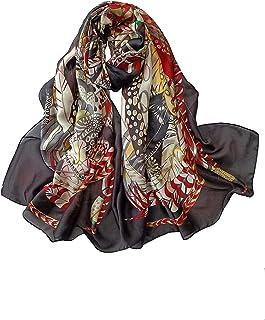 بوكيدوتي الأوشحة للنساء خفيفة الوزن وشاح طويل أزياء الأوشحة وشاح الرأس والشالات والأغطية