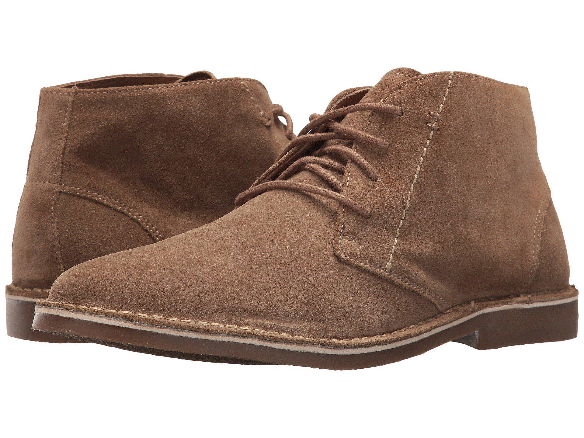 Galloway Plain Toe Chukka Boot