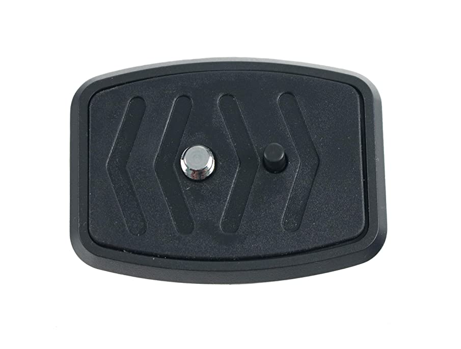 Quick Release Plate Shoe for Targus TG-P60T Tripod or Target TG-P60T