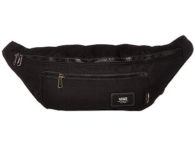 Vans Ward Crossbody Pack (Black Ripstop) Cross Body Handbags