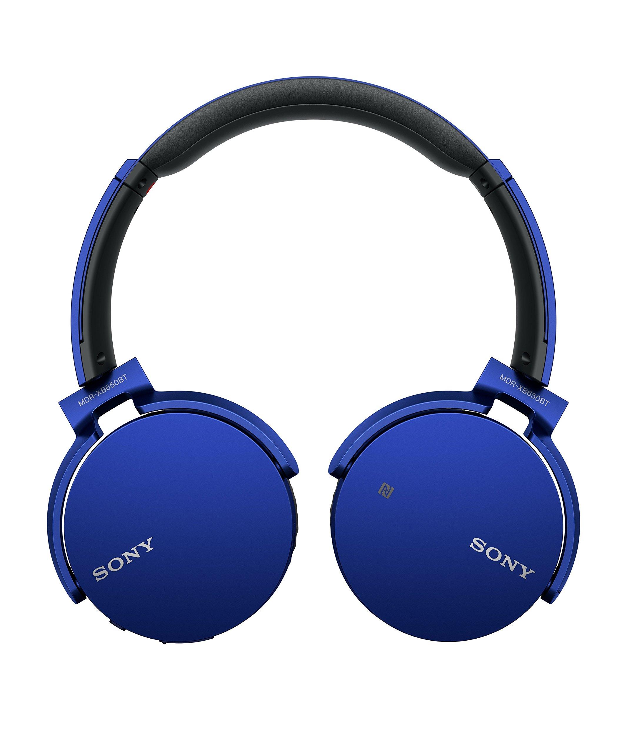 Sony headphones MDR xb650bt broken