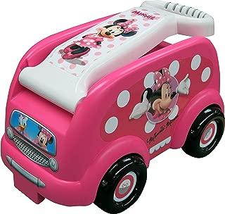 Minnie Disney Minnie Mouse Roll N Go Wagon Ride On