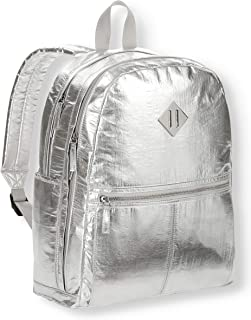 Fashion Backpack Silver