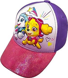 bb39c164fd6f9 Nickelodeon Toddler Girls  Paw Patrol 3D Cotton Baseball Cap Hat Age ...