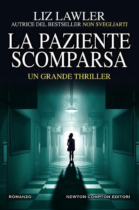 La paziente scomparsa (italiano) copertina flessibile 978-8822731777
