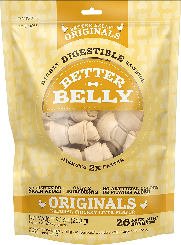 Better Belly DN20026 Bones (26 Pack), Any