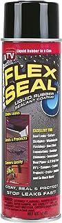 Flex Seal Spray Rubber Sealant Coating, 10-oz, Black