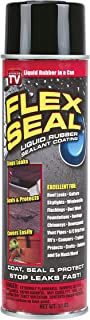 Flex Seal Spray Rubber Sealant Coating, 10-oz, Black
