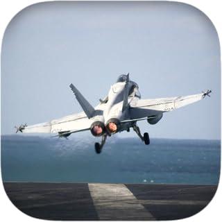 F18 Airplane Pilot Simulator