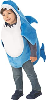 Rubie's unisex-child Daddy Shark Costume with Sound Chip Costumes
