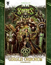Privateer Press Forces of Hordes: Circle of Orboros Command HC (Book) Miniature Game PIP1093
