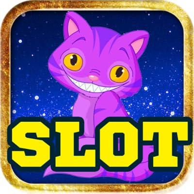 Miss Kitty Cat Glitter Poker Slots Machine Casino Game
