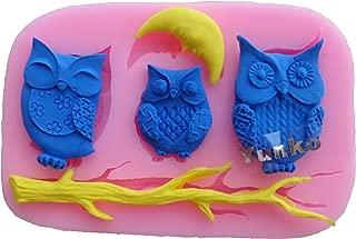 Best owl cake fondant Reviews