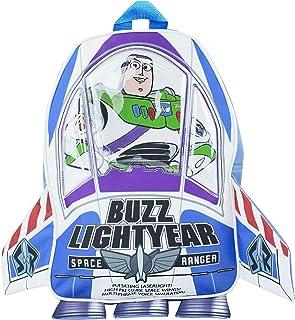 TOY STORY Buzz Lightyear di sicurezza della novità 3D Rocket Disney zaino