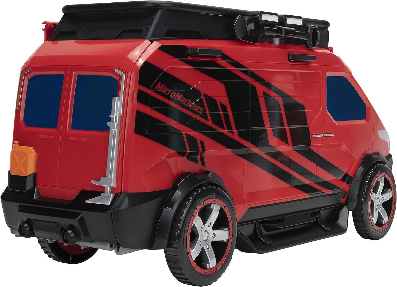 Micro Machines MMW0049 Super Van City Multi Exclusive