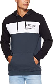 Mossimo Men's All The Small Things Hoodie, Midnight Ink