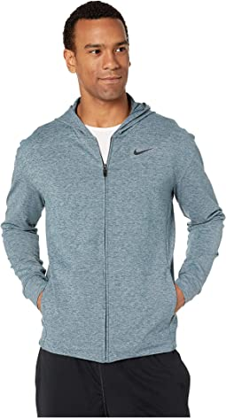dd8a07d6f3 Nike dry showtime full zip hoodie | Shipped Free at Zappos