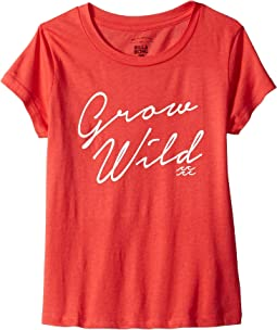 Grow Wild Tee (Little Kids/Big Kids)