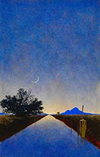 Maxfield Parrish Hot Springs: Yavapai, Arizona 1902 Private Collection 30