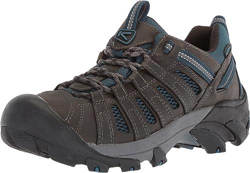 KEEN Men's Voyageur-M Hiking chaussures, Alcatraz Legion bleu, 17 M US